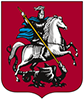 The official symbol of Moscow